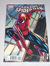 Amazing Spider-Man #1! (2014) Rare Campbell Variant!! NM!