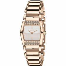 BREIL Orologio polso Donna Khera TW1604 Acciaio Oro Rosa slim cristalli elegante
