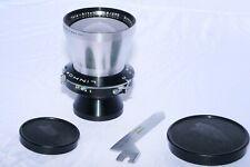 Schneider Technika 270mm f5.5 Tele-Arton 4x5 Large Format Telephoto Lens. Linhof