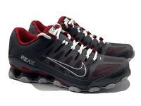 Nike Reax 8 TR Mesh Men Sizes Shoe Grey/Red 621716 013 Men's Size 8.5 New in Box
