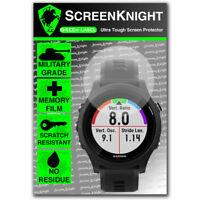 ScreenKnight Garmin Forerunner 935 - SCREEN PROTECTOR - Military Shield