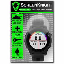 ScreenKnight Garmin Forerunner 935 - SCREEN PROTECTOR - Military Shield