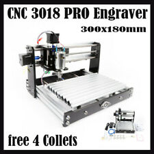 Cnc 3018 Pro Desktop Engraving Machine Milling Semi Finished Woodworking Router