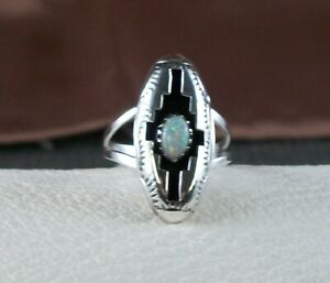 Opal Ring, size 6 1/4