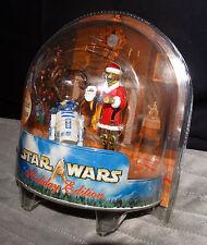 Star Wars Holiday Edition /w R2-D2 & C-3PO Walmart Exclusive w/ Christmas Card