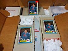 (3) 1989-90 OPC Hockey Set(s) O-Pee-Chee Sakic and Leetch Rookies High Grade Lot