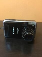 Canon Powershot S80 8MP Digital Camera Pc1155