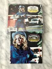 MADONNA Music CD 2000 Maverick Orig COLOMBIA Press Bonus Track American Pie RARE