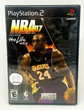 NBA 07 Featuring The Life Vol. 2 - PS2 - Brand New | Factory Sealed