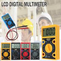 AN8206 Large LCD Digital Multimeter AC/DC Voltmeter Ammeter Diode Meter Tester