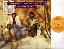 BACHMAN TURNER BACHMAN as brave belt (uk 1975 reissue) LP EX/VG K 54036 reprise