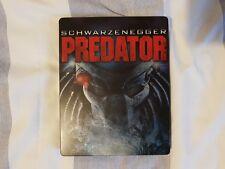 Predator Blu Ray Steelbook