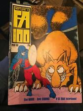 Fantasy Advertiser #100 Alan Moore Watchmen Gibbons Uk british fanzine magazine