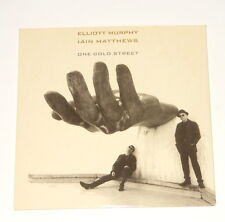 Elliott Murphy & Iain Matthews - Maxi-CD - One Cold Street - CTC 5990225