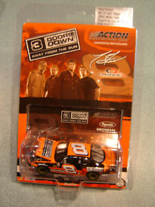 TONY STEWART #8 3 DOORS DOWN 2003 Chevy HOOD OPENING 1/64 Action NEW