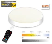 Visolight D280TW LED Deckenleuchte mit Fernbedienung, 20 Watt, 2200K - 5000K