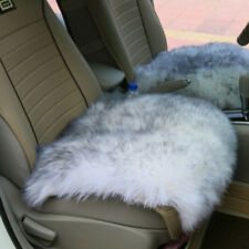 Artificial Sheepskin 45cm Square Rug Super Soft Shaggy Seat Cushion-2#
