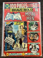 BRAVE AND THE BOLD #113 DC COMICS GD/VG 1974