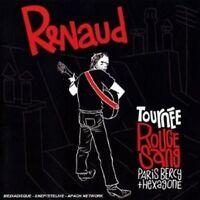 """RENAUD """"TOURNEE ROUGE SANG"""" 2 CD NEU"""