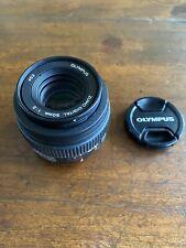 OLYMPUS ZUIKO ED 50mm f2.0 MACRO LENS in original box