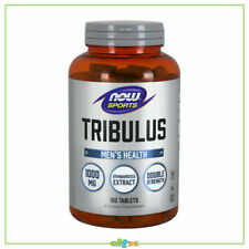 Now Foods - Tribulus, 180 Tablets 1,000 mg