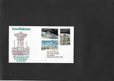 Turks & Caicos 1977 - 25th Anniversary of the U.S Tracking Station Stamps - FDC