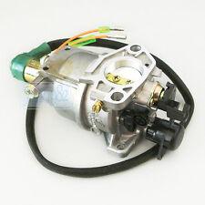 Carburetor W/ Solenoid Fit Honda GX390 13HP Chinese 182 F 188 F Generator Engine