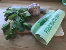 Kitchen Caddy Food Waste Biodegradable Liner Bags . SPECIAL OFFER  50Bgs