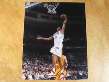 THADDEUS YOUNG SIGNED AUTOGRAPHED 8X10 PHOTO ALL-ROOKIE 2007-14 76ERS W/COA
