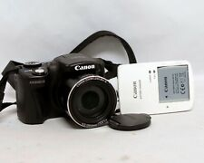 Canon PowerShot SX500 IS Digital Elph 16.0MP 30x Optical Zoom Lens P&S Camera