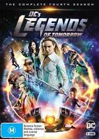 DC's Legends Of Tomorrow : Season 4 - DVD Region 4 - Free Shipping - Brand New