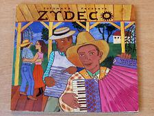 Putumayo Presents Zydeco/2000 CD Album