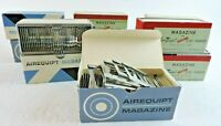 "Lot of 10 Vintage Airequipt Slide Changers ea. holds 36 2""x2"" slides"