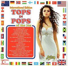 TOP OF THE POPS  INTERNATIONAL ELTON JOHN DAVID BYRON DANA GILLESPIE MARTIN JAY