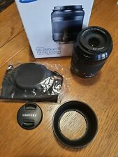 Samsung 50-200mm nx ois lens