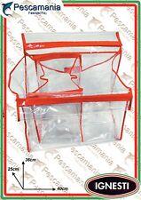 Cavalletto Ignesti portatrote con scatole tic tac e scatola porta oggetti