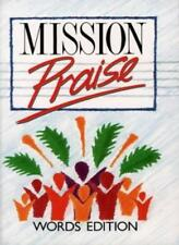 BOOK-Mission Praise: Words Edition,MISSION