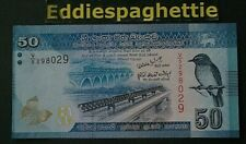 Sri Lanka 50 Rupees 1-1-2010 UNC P-124a.