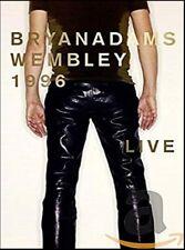 BRYAN ADAMS - LIVE AT WEMBLEY 1996 DVD ~ NTSC All Region *NEW*