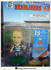 1997 Prostar AFL Headliner Figurine Bill Brownless (Geelong)