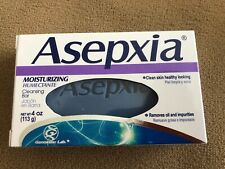 2 Pack ASEPXIA Cleansing Moisturizing Bar Moisturizers, Cleansers  New
