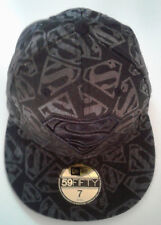 New Era 59Fifty Superman All Over Logo Fitted Hat-New Old Stock - 7 - 2009
