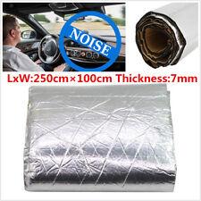 7mm Car Sound Deadener Heat Shield Insulation Firewall Noise Deadening Material