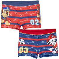 Paw Patrol Boys Swimsuit Swim Swimming Boxers Briefs Shorts Costume 2-6 Years