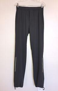"Lululemon Men's Size S Pant Jogger Inseam 33"" Dark Gray Perfect Condition"