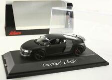 Audi R8 gt noir 1/43