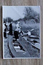 Foto Faltboot Sport Urlaub 1950-60er 50s 60s Freizeit Ausflug Ingolstadt +++
