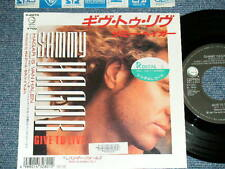 "SAMMY HAGAR VAN HALEN Japan 1987 NM 7""45 GIVE TO LIVE"