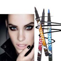 Pro Nice Color Eyeliner Waterproof Liquid Comestics Eye Liner Pencil Pen Fashion