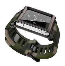 Watch Wrist Band Strap Apple iPod Nano 6G 6th Generation Camo Timepiece LunaTik